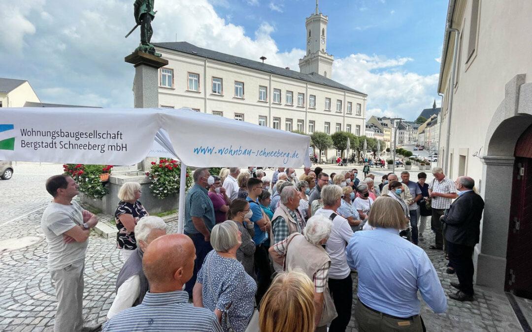 Große Resonanz zum Tag des offenen Denkmals